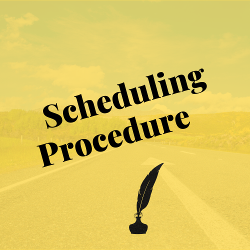 SCHEDULINGPROCEDURE